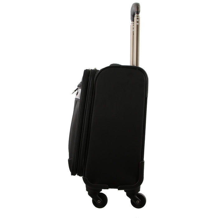 Pierre Cardin 4 Wheel Mobile Office/CABIN Hard Luggage Case