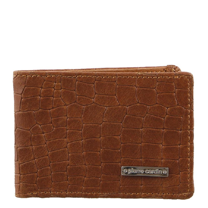 Pierre Cardin Men's Embossed Leather Wallet PC2454