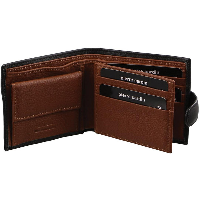 Pierre Cardin Men's Leather Wallet PC2631