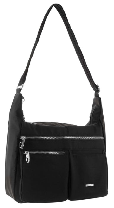 Pierre Cardin Nylon Slash-Proof Crossbody Bag PC2998
