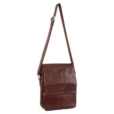 Pierre Cardin Soft Rustic Leather  iPad Crossbody Bag PC3129