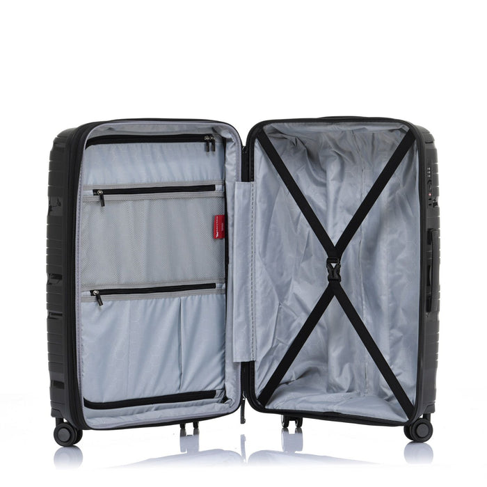 Qantas Perth Large 77cm Hardcase Luggage QF330