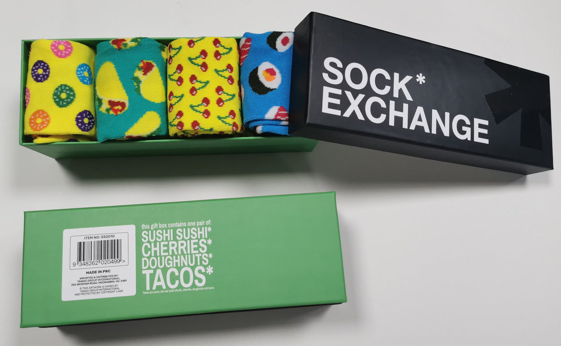Sock Box Exchange