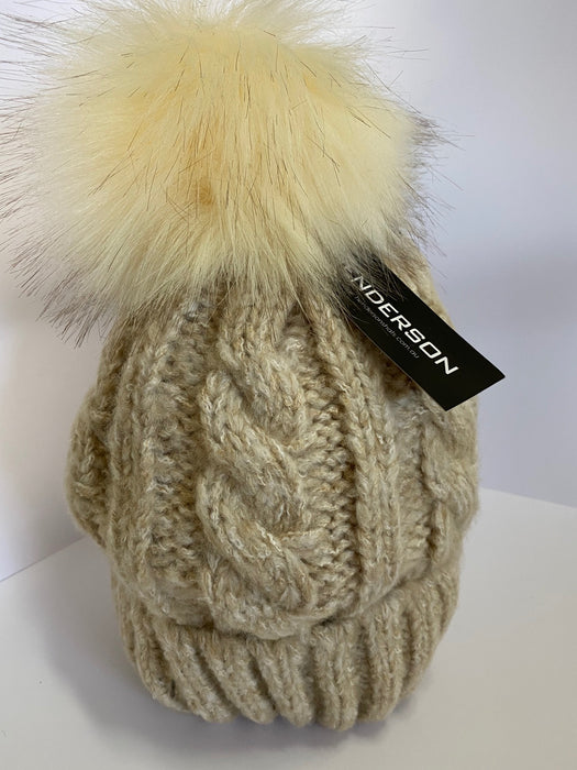 Cable Knit Beanie HHB20-2