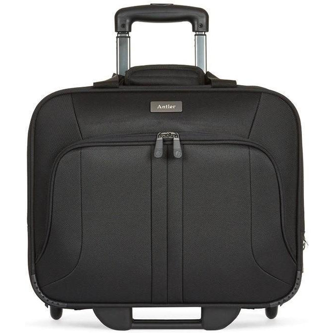 "Antler Business 200 15.6"" Laptop Trolley Bag Black"
