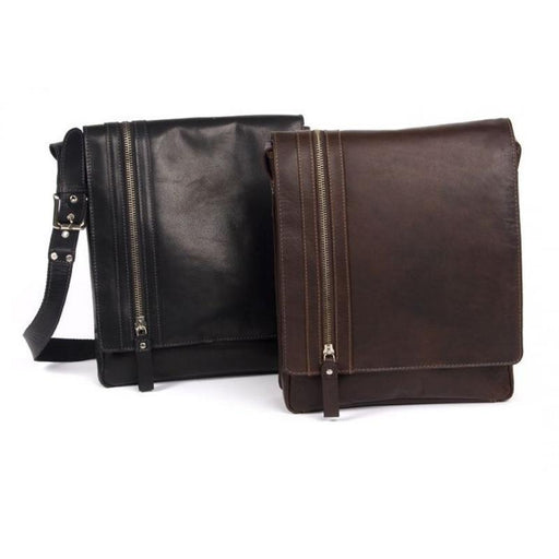 Oran Robert Leather Post Bag OB23248