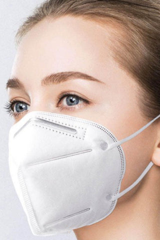 Washable & Reusable Face Mask with Muffle Respirator