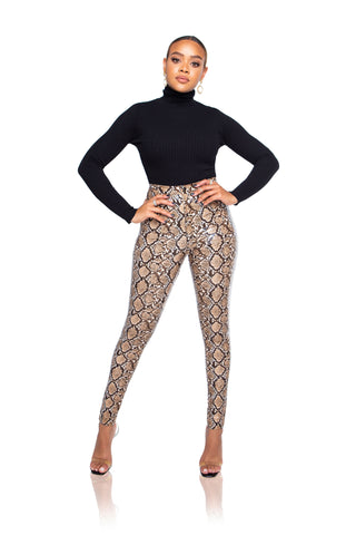 Aubrey Leggings - Black
