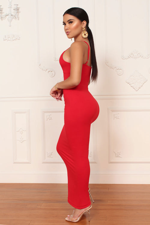 Seduce Me Maxi Dress - ShopLuvB