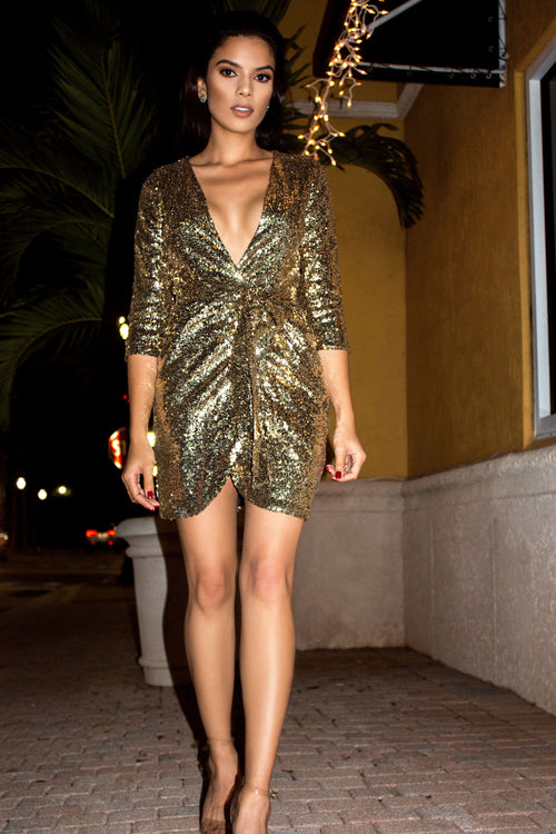 Shine Bright Dress - ShopLuvB