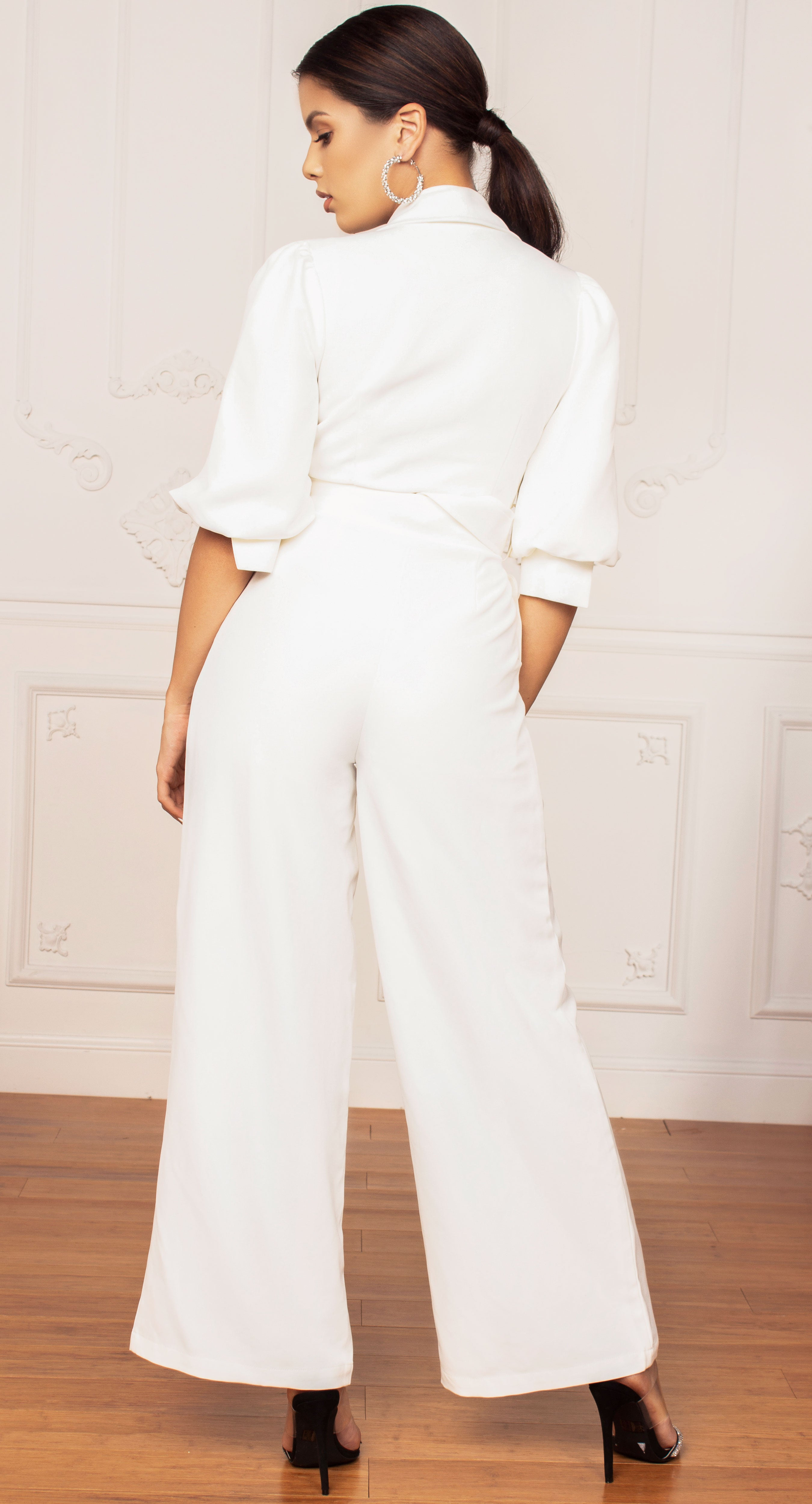 Sunday Brunch Jumpsuit - ShopLuvB