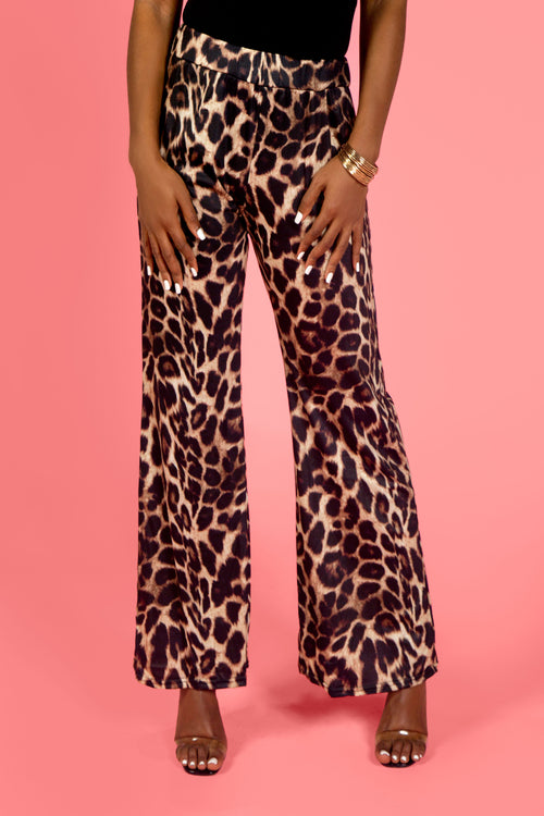 Wild Thing Capri Pants - ShopLuvB