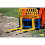 Auger Torque Pallet Forks - 1500kg (1070mm Tines) - Attachment Warehouse