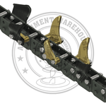 Auger Torque 200mm X 1200mm - Combination - Trenching Depth Chains To Suit Xhd1200 - Attachment Warehouse