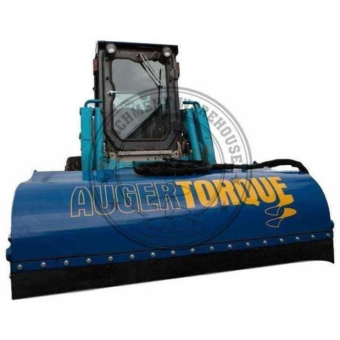 "Auger Torque 2400mm X 24"" Skidsteer Sweeper Broom - Attachment Warehouse"
