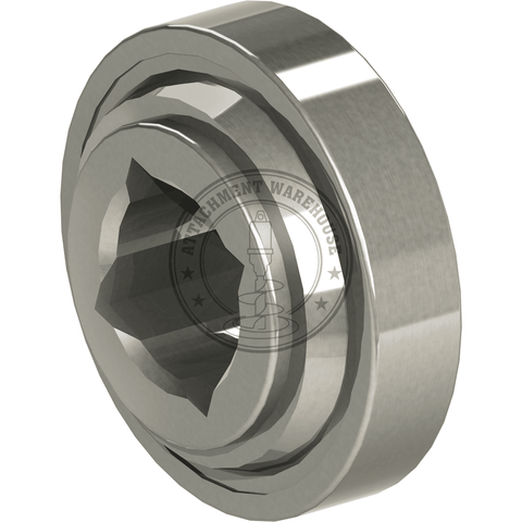 Auger Torque Bearing For Nose Roller - To Suit Mt Range - Attachment Warehouse