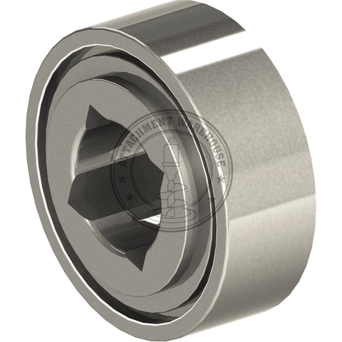 Auger Torque Bearing For Nose Roller - To Suit Xhd Range - Attachment Warehouse