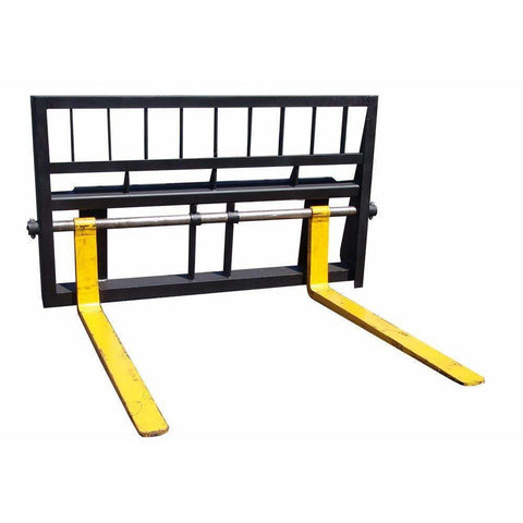 Attachment Warehouse Pallet Forks - 800kg - Attachment Warehouse