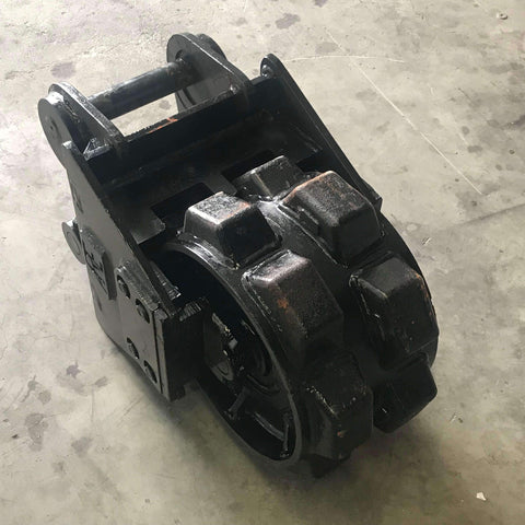 45mm pin DEMO Compaction Wheel - Attachment Warehouse