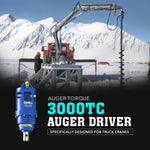 Auger Torque 3000TC  Auger Drive - Attachment Warehouse