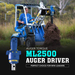 Auger Torque ML2500  Auger Driver - Attachment Warehouse