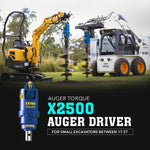 Auger Torque X2500 Auger Drive - Attachment Warehouse