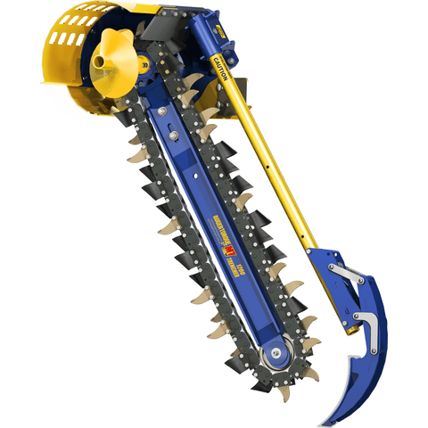 Auger Torque MT1200 Trencher - Trencher - Attachment Warehouse