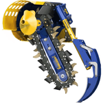 Auger Torque MT600 Trencher - Trencher - Attachment Warehouse