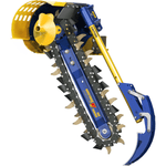 Auger Torque MT900 Trencher - Trencher - Attachment Warehouse