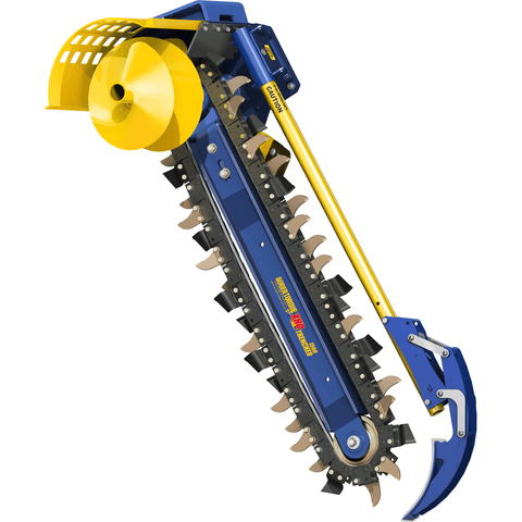 Auger Torque XHD1500 Trencher 4K - Attachment Warehouse