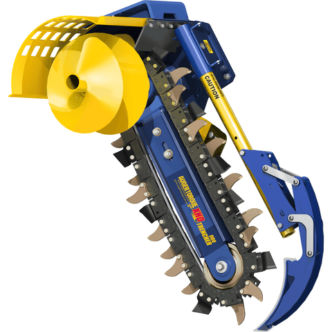Auger Torque XHD900 Trencher 4k - Attachment Warehouse