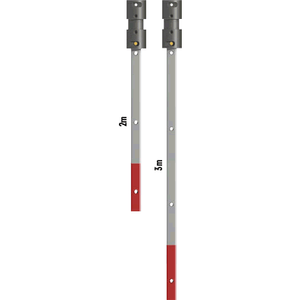 Auger Torque PA Telescopic Extensions - Attachment Warehouse