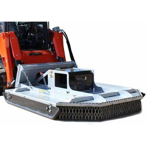 Norm Engineering Grass Skidsteer Slasher - Attachment Warehouse