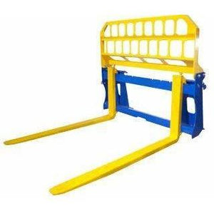 Pallet Forks with Euro Style Pick-up - Attachment Warehouse