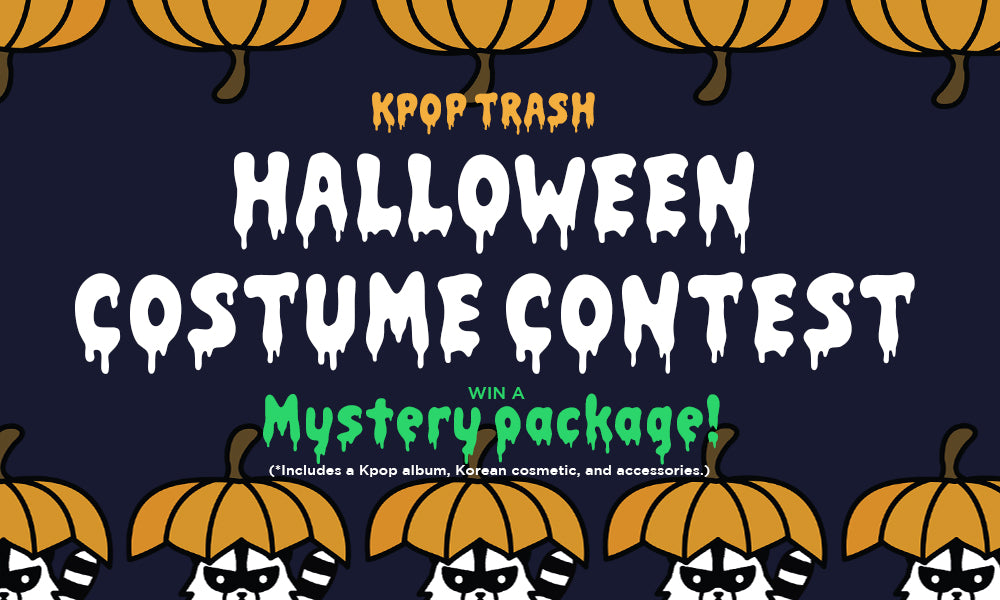 Kpop Trash Halloween Costume Contest