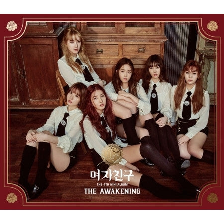 Gfriend - The Awakening (Knight Ver)