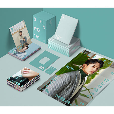 SHINee - 2018 Season's Greetings