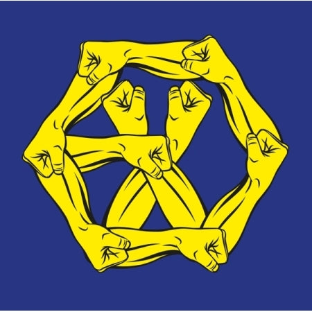 EXO - 4th Album Repackage - The War (The Power of Music)