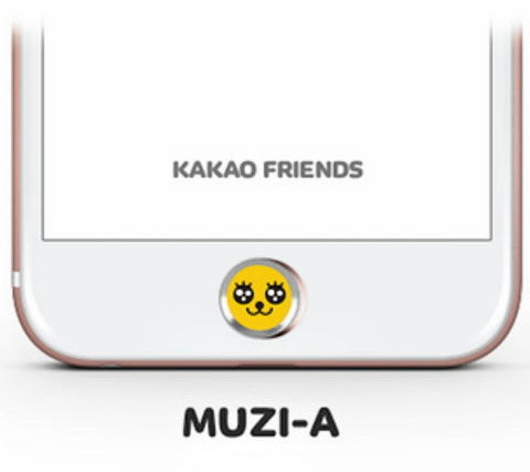 Kakao Friends Official Touch ID Home Button
