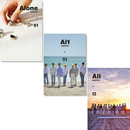 Seventeen - AL1 (4th Mini Album)