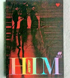 History - HIM #5  | AUTOGRAPHED
