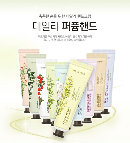 The Face Shop Daily Perfume Hand Cream