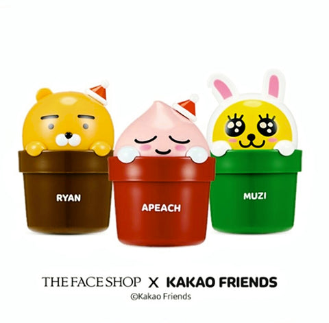 The Face Shop Kakao Friends Character Hand Cream