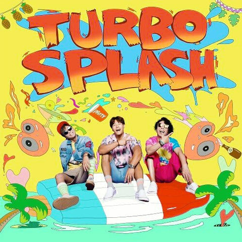 Turbo - Turbo Splash | AUTOGRAPHED