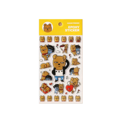 Kakao Friends Official Frodo Stickers