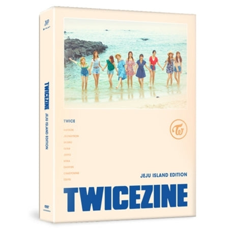 Twice - Twicezine Jeju Island Limited Edition