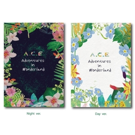A.C.E - Adventures in Wonderland (Repackage Album)