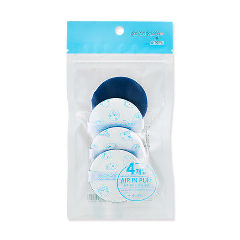 A'pieu x Bonobono Air in Puff Blue 4Pcs