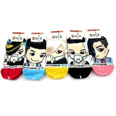 Big Bang Fan Socks