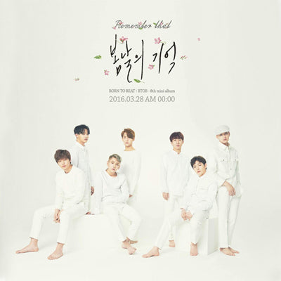 BTOB - Remember That (8th Mini Album)